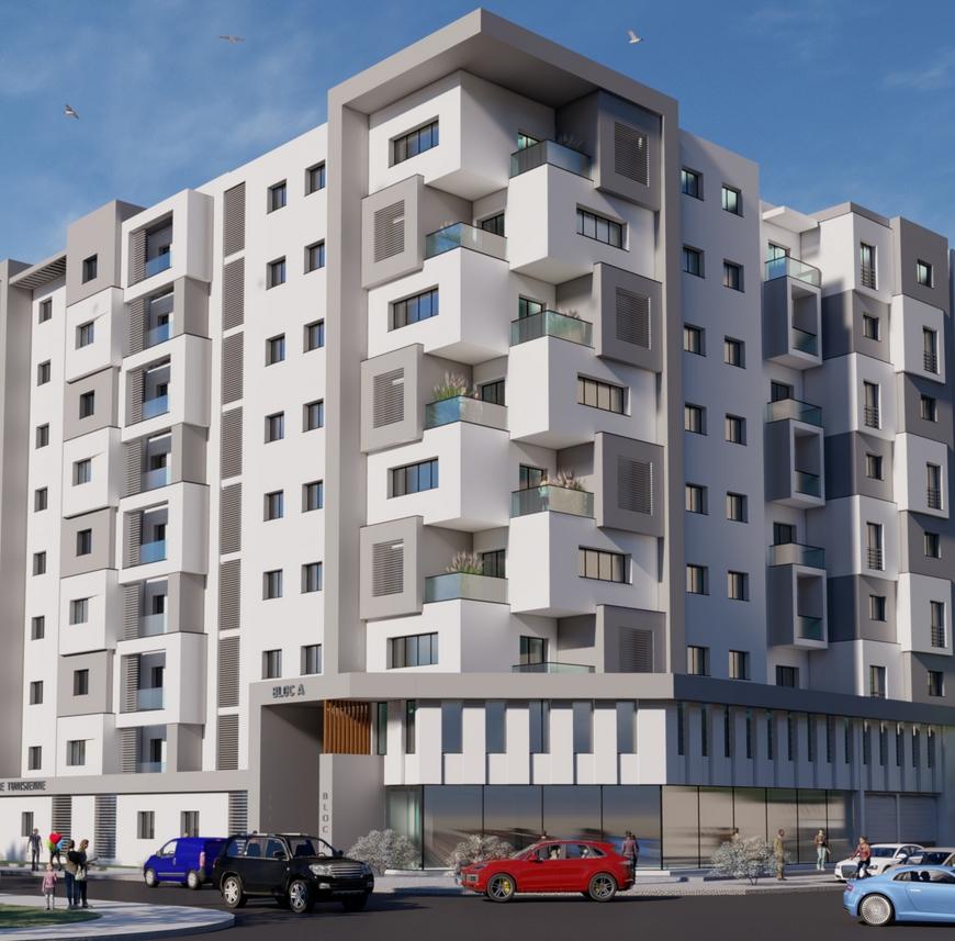 Immeuble R+8
